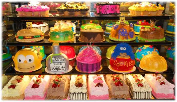 Cake Creations Welcome To Our Specialties Departments